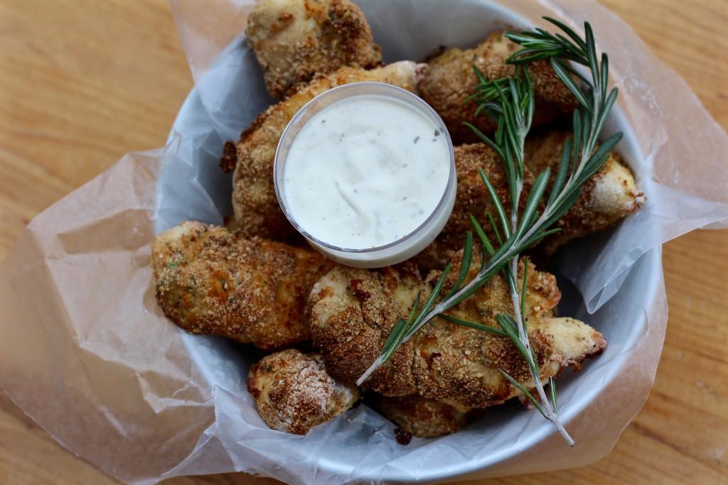 baked rosemary chicken tenders