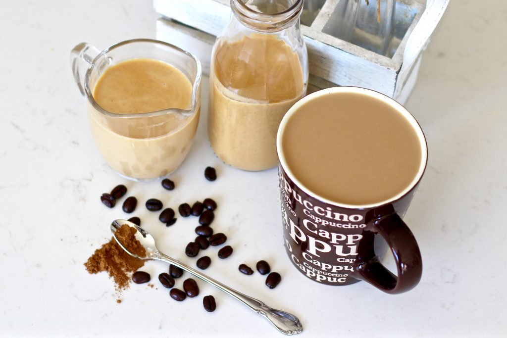 white chocolate pumpkin spice syrup
