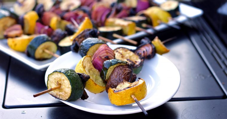 How To Make Veggie Kabobs Like A Pro