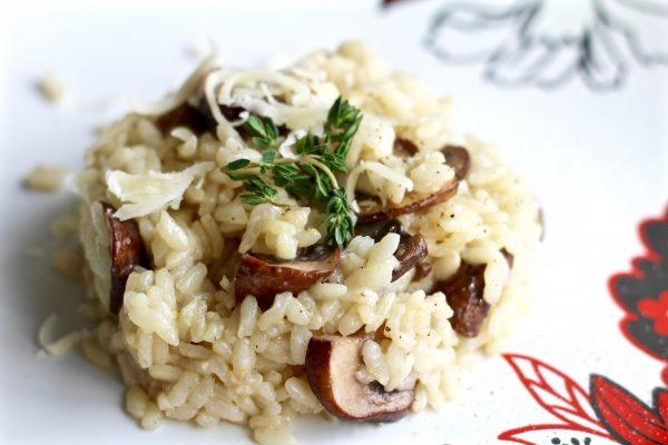 Best Classic Mushroom Risotto Recipe